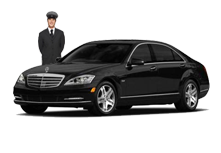 Chaffeur driven Limousine Service at Paris