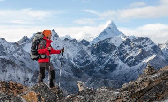 Hiking Woman - Hiking Partner
