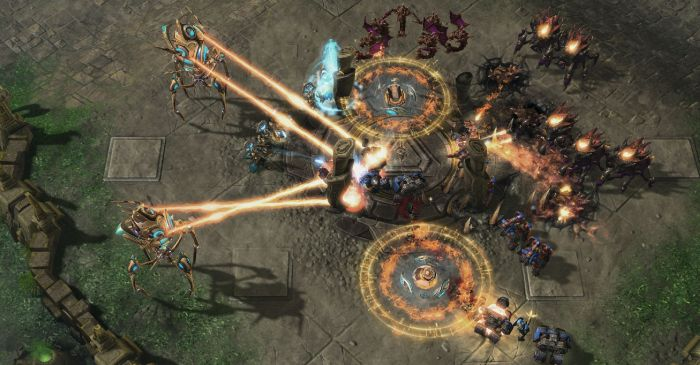 StarCraft_II_LotV_GDC_CB_Preview_All_New_CB_Units - Unlock from Game Key Fox