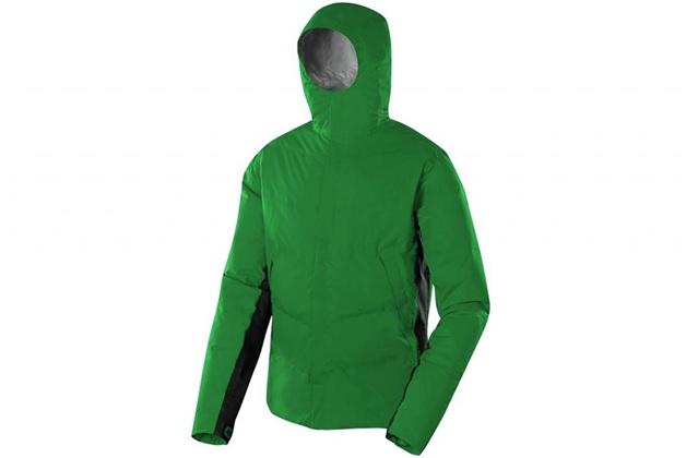 DriDown Rain Jacket-Men's-Large-Mint