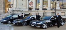 Chauffeur driven Paris Car & Taxi service