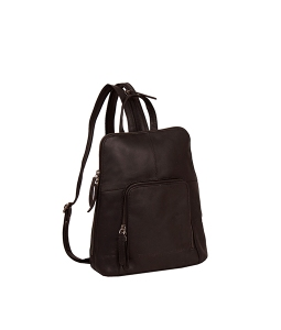 Review for The Chesterfield Brand's City Leather Backpack Handbag ...