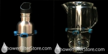Complete Water Filtration System - Aquatomic De Clustering Water Magnets