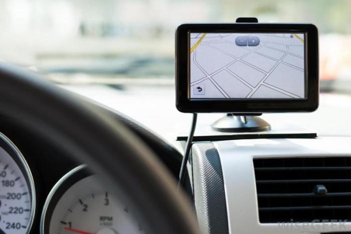 GPS Tracker in Taxis in Paris CDG Airport Transfer Service