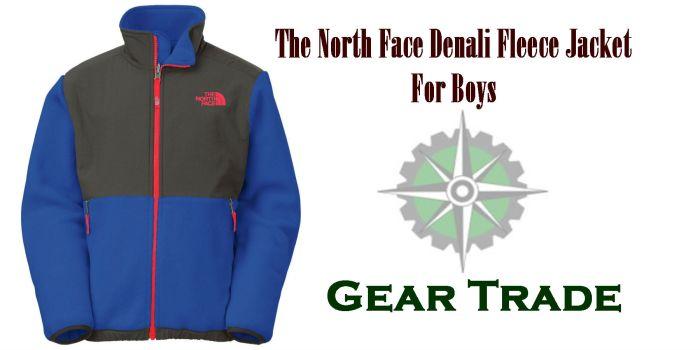 Denali Fleece Jacket - The North Face - Gear Trade