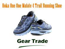 Hoka One One Mafate 4 Trail Running Shoe for Women