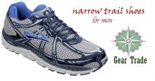 mens narrow trail shoes