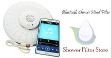 Shower Head with Bluetooth